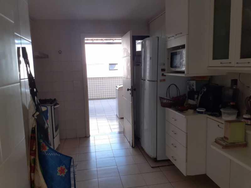 20 - Cobertura 2 quartos à venda Recreio dos Bandeirantes, Rio de Janeiro - R$ 995.000 - SVCO20014 - 21
