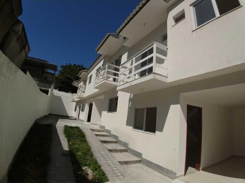 1 - Casa de Vila 3 quartos à venda Pechincha, Rio de Janeiro - R$ 449.900 - SVCV30001 - 6