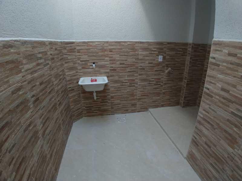 10 - Casa de Vila 3 quartos à venda Pechincha, Rio de Janeiro - R$ 449.900 - SVCV30001 - 12