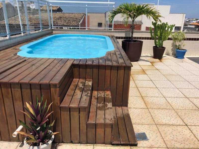 3 - Cobertura 4 quartos à venda Recreio dos Bandeirantes, Rio de Janeiro - R$ 1.510.000 - SVCO40011 - 4