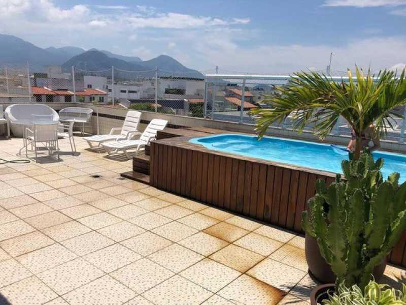 5 - Cobertura 4 quartos à venda Recreio dos Bandeirantes, Rio de Janeiro - R$ 1.510.000 - SVCO40011 - 6