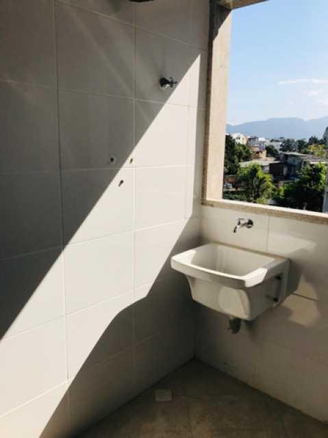 10 - Cobertura 3 quartos à venda Recreio dos Bandeirantes, Rio de Janeiro - R$ 900.000 - SVCO30035 - 11