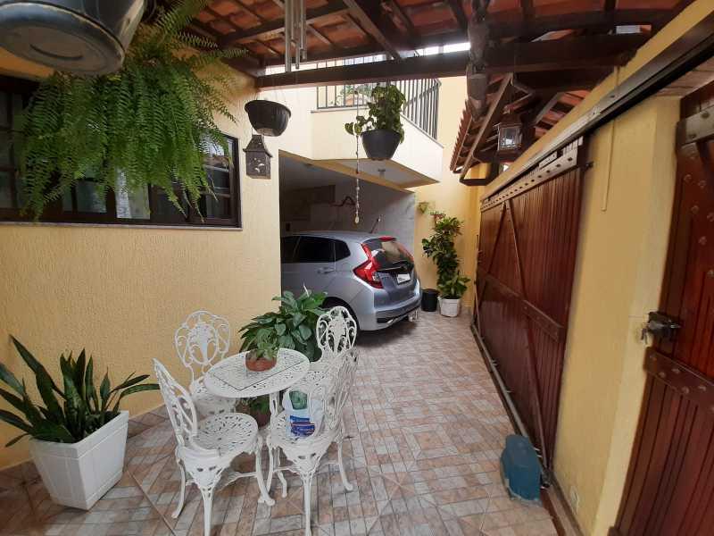 4 - Casa 3 quartos à venda Taquara, Rio de Janeiro - R$ 629.900 - SVCA30034 - 4