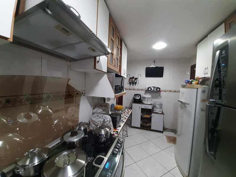12 - Casa 3 quartos à venda Taquara, Rio de Janeiro - R$ 629.900 - SVCA30034 - 13