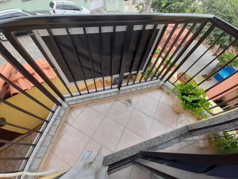 22 - Casa 3 quartos à venda Taquara, Rio de Janeiro - R$ 629.900 - SVCA30034 - 23