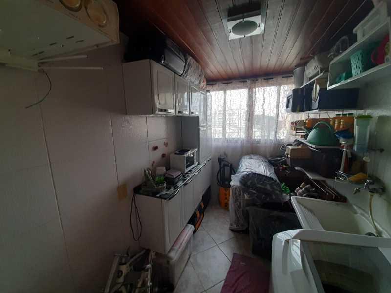 26 - Casa 3 quartos à venda Taquara, Rio de Janeiro - R$ 629.900 - SVCA30034 - 27