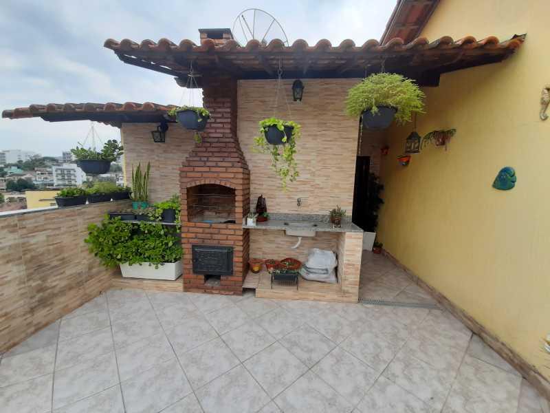 27 - Casa 3 quartos à venda Taquara, Rio de Janeiro - R$ 629.900 - SVCA30034 - 28