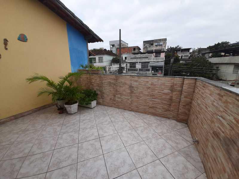 28 - Casa 3 quartos à venda Taquara, Rio de Janeiro - R$ 629.900 - SVCA30034 - 29