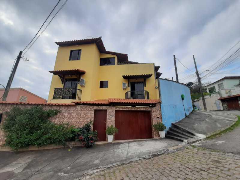 1 - Casa 3 quartos à venda Taquara, Rio de Janeiro - R$ 629.900 - SVCA30034 - 1