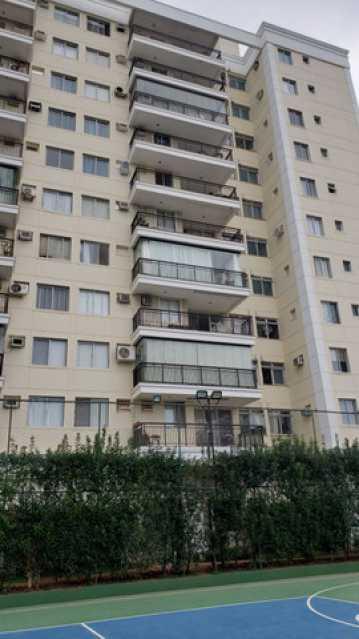 1 - Apartamento 2 quartos à venda Recreio dos Bandeirantes, Rio de Janeiro - R$ 485.000 - SVAP20455 - 1