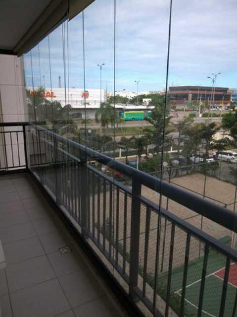 5 - Apartamento 2 quartos à venda Recreio dos Bandeirantes, Rio de Janeiro - R$ 485.000 - SVAP20455 - 5