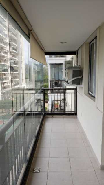 12 - Apartamento 2 quartos à venda Recreio dos Bandeirantes, Rio de Janeiro - R$ 485.000 - SVAP20455 - 12