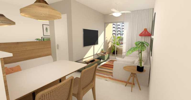 fotos-53 - Apartamento 2 quartos à venda Praça Seca, Rio de Janeiro - R$ 248.900 - SVAP20456 - 8