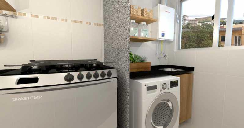 fotos-60 - Apartamento 2 quartos à venda Praça Seca, Rio de Janeiro - R$ 248.900 - SVAP20456 - 15