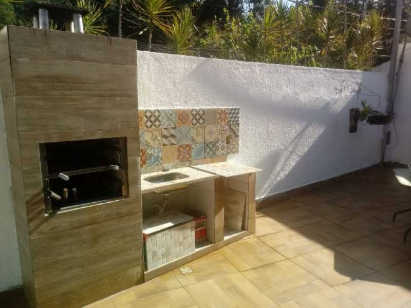 16 - Casa em Condomínio 3 quartos à venda Vargem Grande, Rio de Janeiro - R$ 380.000 - SVCN30133 - 16