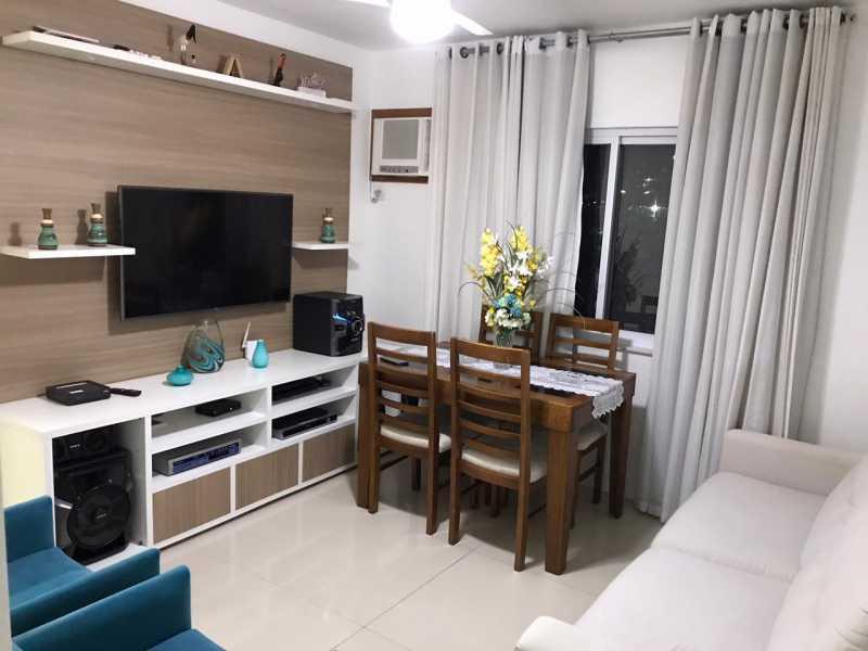 1 - Apartamento 2 quartos à venda Jacarepaguá, Rio de Janeiro - R$ 230.000 - SVAP20458 - 1