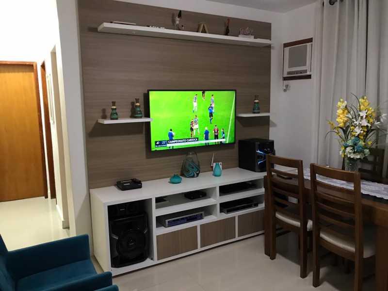 2 - Apartamento 2 quartos à venda Jacarepaguá, Rio de Janeiro - R$ 230.000 - SVAP20458 - 3