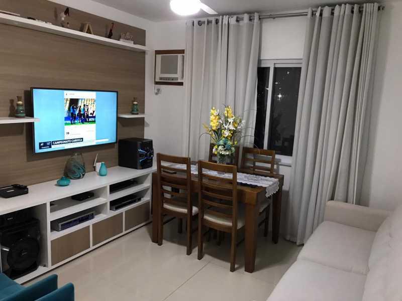 4 - Apartamento 2 quartos à venda Jacarepaguá, Rio de Janeiro - R$ 230.000 - SVAP20458 - 5