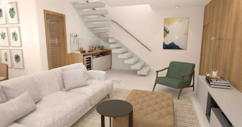 fotos-15 - Casa de Vila 5 quartos à venda Tijuca, Rio de Janeiro - R$ 1.149.900 - SVCV50001 - 16