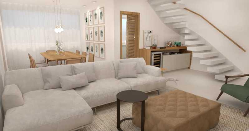 fotos-16 - Casa de Vila 5 quartos à venda Tijuca, Rio de Janeiro - R$ 1.149.900 - SVCV50001 - 17