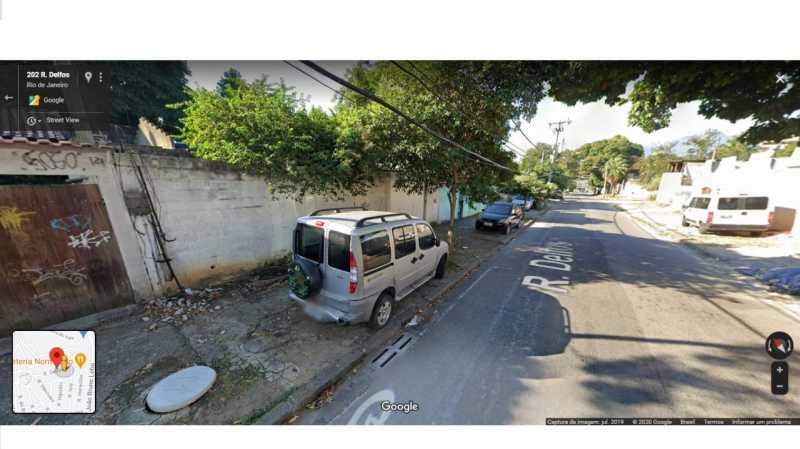 1 - Terreno Multifamiliar à venda Curicica, Rio de Janeiro - R$ 330.000 - SVMF00006 - 1