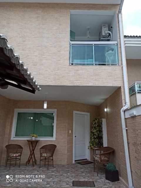 1 - Casa em Condomínio 3 quartos à venda Curicica, Rio de Janeiro - R$ 460.000 - SVCN30136 - 1