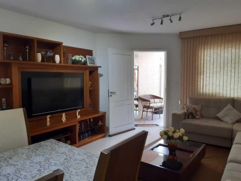 2 - Casa em Condomínio 3 quartos à venda Curicica, Rio de Janeiro - R$ 460.000 - SVCN30136 - 3