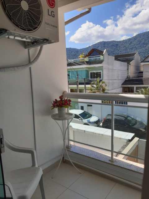 11 - Casa em Condomínio 3 quartos à venda Curicica, Rio de Janeiro - R$ 460.000 - SVCN30136 - 12