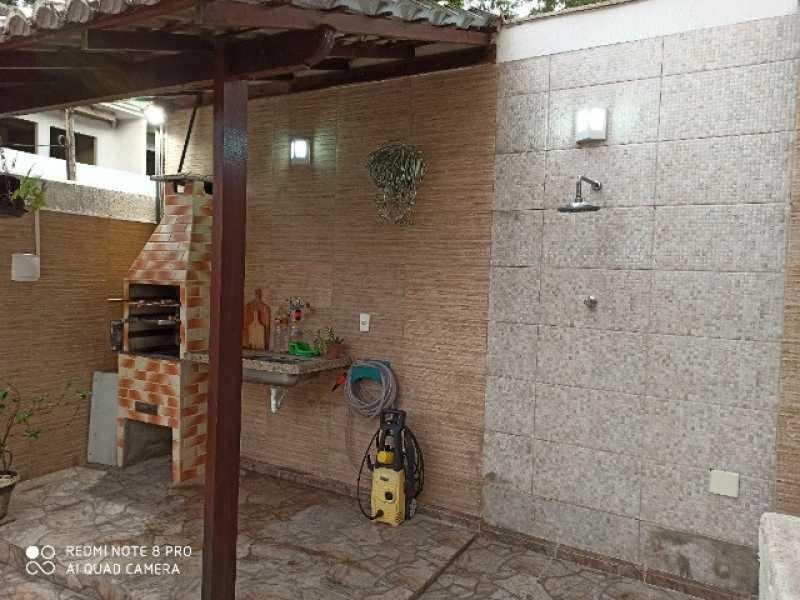 14 - Casa em Condomínio 3 quartos à venda Curicica, Rio de Janeiro - R$ 460.000 - SVCN30136 - 15