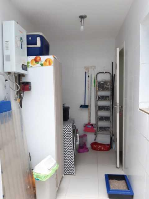 16 - Casa em Condomínio 3 quartos à venda Curicica, Rio de Janeiro - R$ 460.000 - SVCN30136 - 17