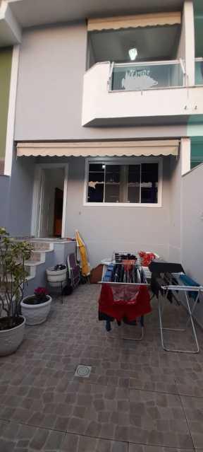 2 - Casa 3 quartos à venda Curicica, Rio de Janeiro - R$ 395.000 - SVCA30037 - 1