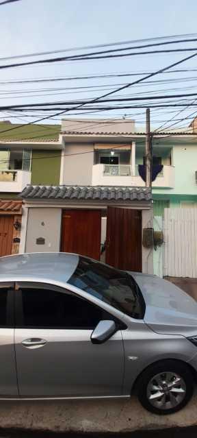 3 - Casa 3 quartos à venda Curicica, Rio de Janeiro - R$ 395.000 - SVCA30037 - 4