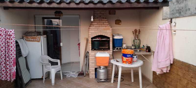 4 - Casa 3 quartos à venda Curicica, Rio de Janeiro - R$ 395.000 - SVCA30037 - 5