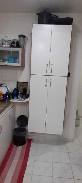 8 - Casa 3 quartos à venda Curicica, Rio de Janeiro - R$ 395.000 - SVCA30037 - 9