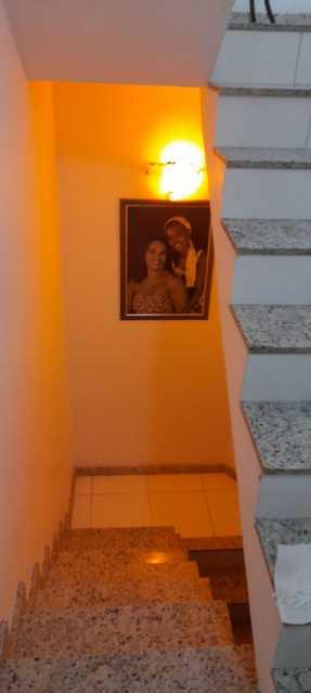 21 - Casa 3 quartos à venda Curicica, Rio de Janeiro - R$ 395.000 - SVCA30037 - 22
