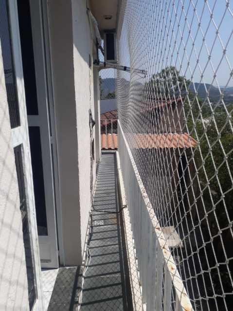 7 - Apartamento 2 quartos à venda Curicica, Rio de Janeiro - R$ 174.900 - SVAP20463 - 8