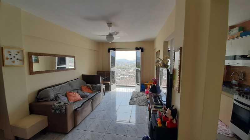 1 - Apartamento 2 quartos à venda Curicica, Rio de Janeiro - R$ 174.900 - SVAP20463 - 1