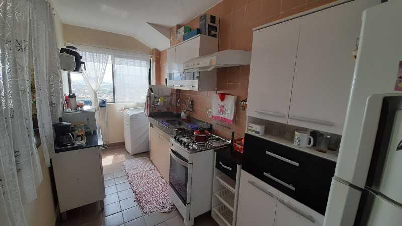 22 - Apartamento 2 quartos à venda Curicica, Rio de Janeiro - R$ 174.900 - SVAP20463 - 23
