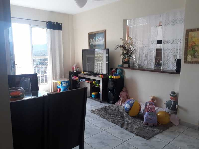 2 - Apartamento 2 quartos à venda Curicica, Rio de Janeiro - R$ 174.900 - SVAP20463 - 3