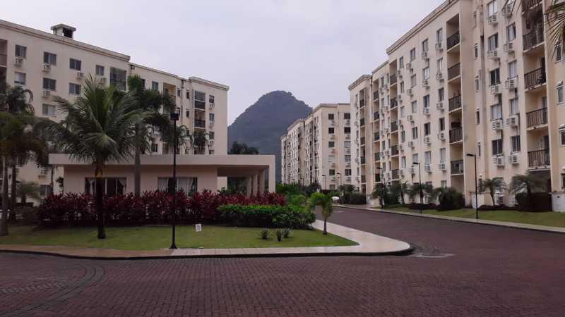 2 - Apartamento 2 quartos à venda Camorim, Rio de Janeiro - R$ 339.000 - SVAP20464 - 3
