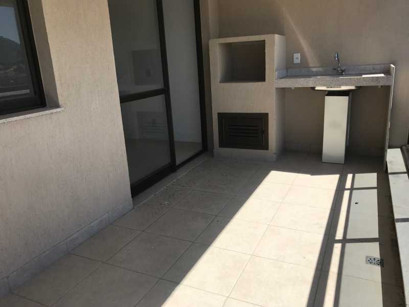 IMG-6199 - Apartamento Para Venda ou Aluguel - Recreio dos Bandeirantes - Rio de Janeiro - RJ - SVAP30037 - 10