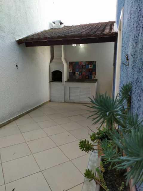 1 - Casa em Condomínio 2 quartos à venda Anil, Rio de Janeiro - R$ 498.000 - SVCN20059 - 1
