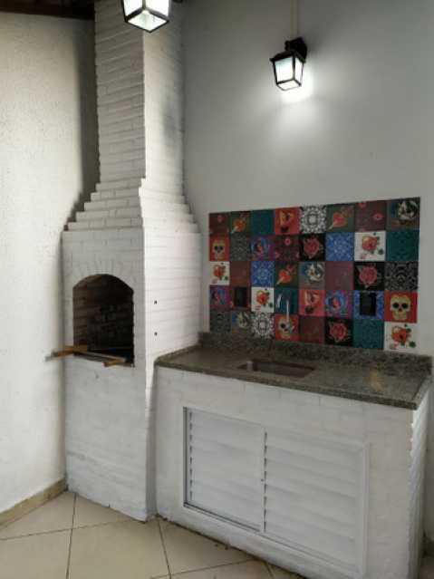 2 - Casa em Condomínio 2 quartos à venda Anil, Rio de Janeiro - R$ 498.000 - SVCN20059 - 3