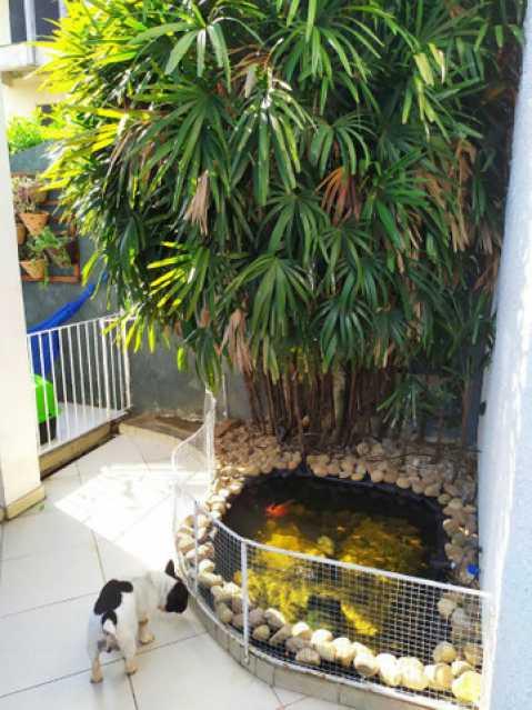 3 - Casa em Condomínio 2 quartos à venda Anil, Rio de Janeiro - R$ 498.000 - SVCN20059 - 4