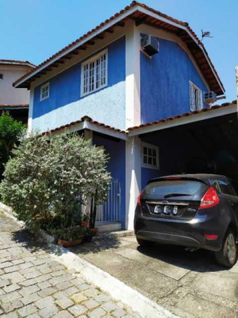 4 - Casa em Condomínio 2 quartos à venda Anil, Rio de Janeiro - R$ 498.000 - SVCN20059 - 5