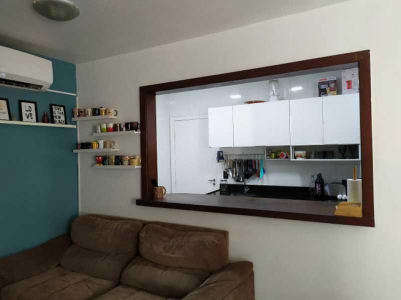 7 - Casa em Condomínio 2 quartos à venda Anil, Rio de Janeiro - R$ 498.000 - SVCN20059 - 8