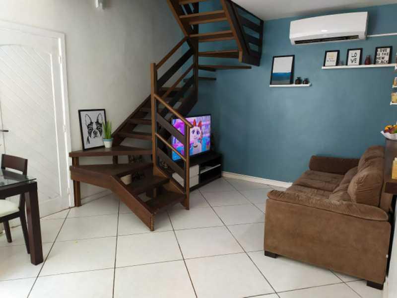 13 - Casa em Condomínio 2 quartos à venda Anil, Rio de Janeiro - R$ 498.000 - SVCN20059 - 14