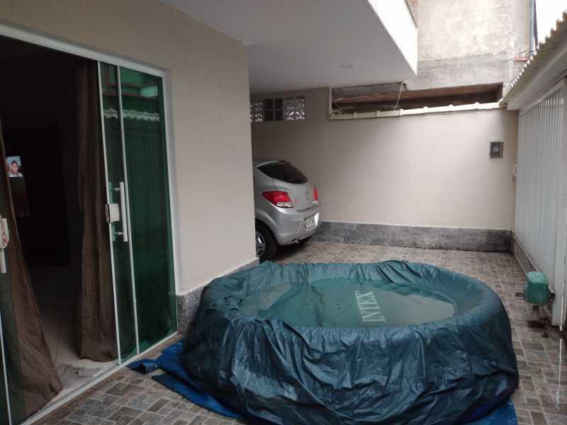 8 - Casa em Condomínio 3 quartos à venda Oswaldo Cruz, Rio de Janeiro - R$ 390.000 - SVCN30138 - 9