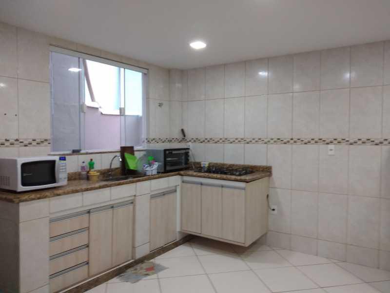 17 - Casa em Condomínio 3 quartos à venda Oswaldo Cruz, Rio de Janeiro - R$ 390.000 - SVCN30138 - 17