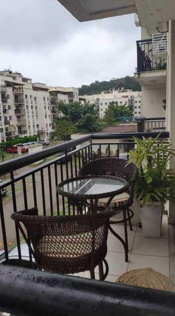 1 - Apartamento 2 quartos à venda Camorim, Rio de Janeiro - R$ 342.000 - SVAP20468 - 1